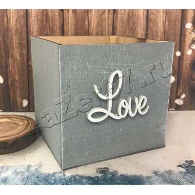 """Купить ящик """"Love"""""""