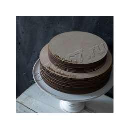Подложка под торт круглая 21 см