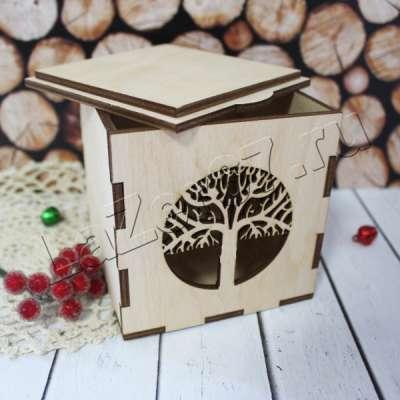 """Купить коробку """"Дерево жизни"""""""