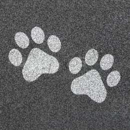 Трафарет «Медвежьи следы»