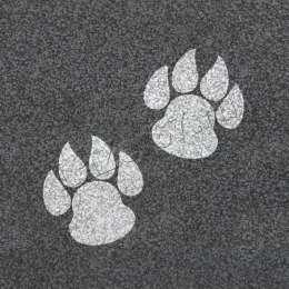 Трафарет «Волчьи следы»