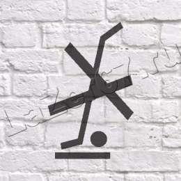 Трафарет «Поднимать тележкой запрещается»