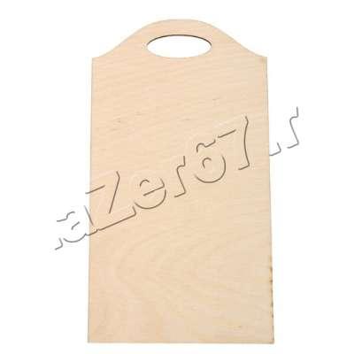 Купить доску разделочную для росписи прямоугольная