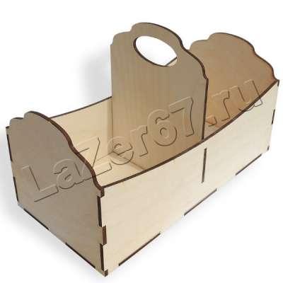 Купить коробочку для специй двойную